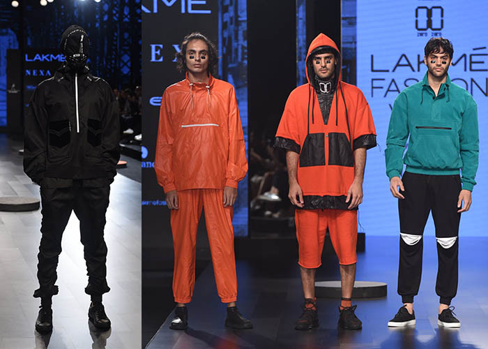 Abhishek Paatni, Lakme Fashion Week, Lakme Fashion Week Winter Festive 2017, Fashion, Designers, Runway, LFW, Day 4,