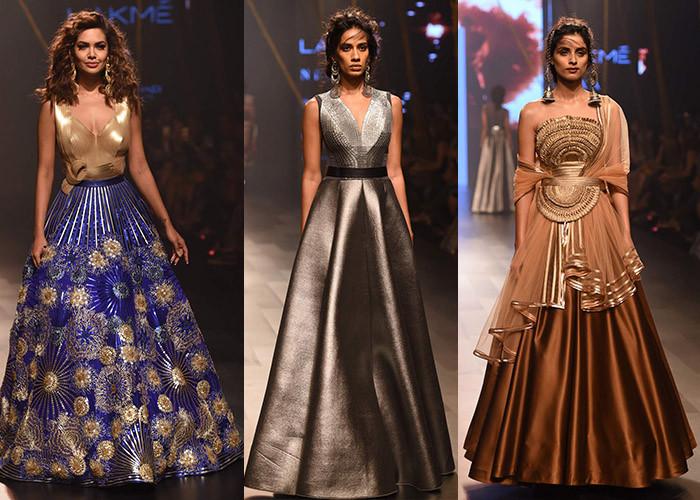 Amit Aggarwal, Lakme Fashion Week, Lakme Fashion Week Winter Festive 2017, Fashion, Designers, Runway, LFW,