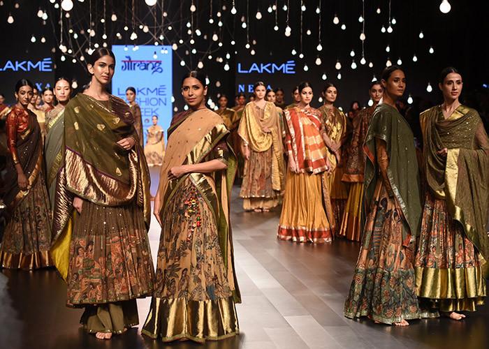Gaurang, Lakme Fashion Week, Lakme Fashion Week Winter Festive 2017, Fashion, Designers, Runway, LFW,