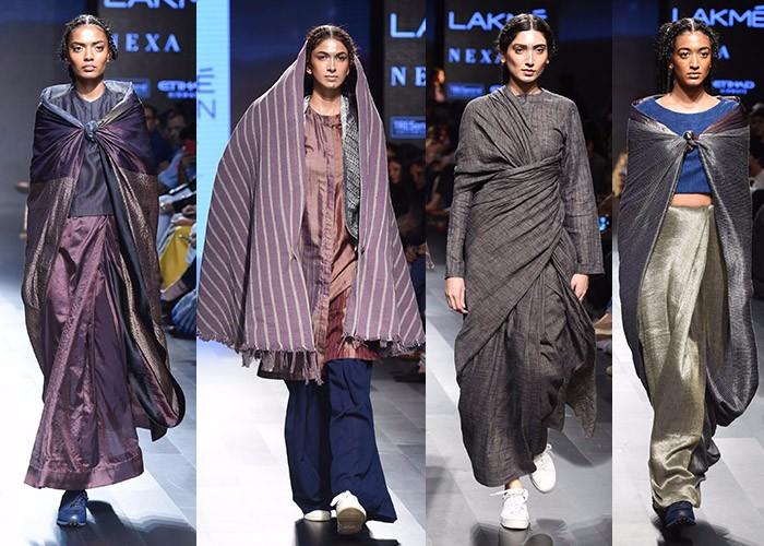 Gaurav Jai Gupta, Lakme Fashion Week, Day 2, Sustainable Fashion, Lakme Fashion Week Winter/Festive 2017, Fashion, Designers,