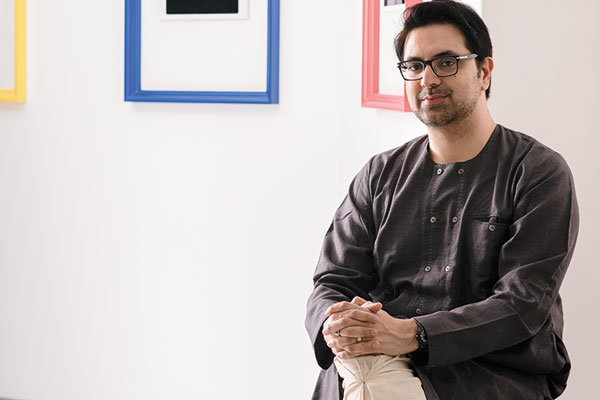 Gautam Vazirani, Fashion Curator at IMG Reliance