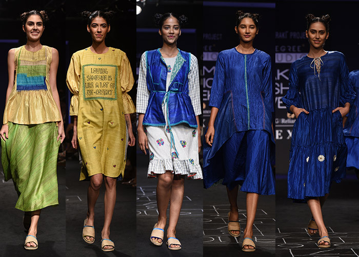 The Meraki Project, Lakme Fashion Week, Lakme Fashion Week Winter Festive 2017, Fashion, Designers, Day 1,
