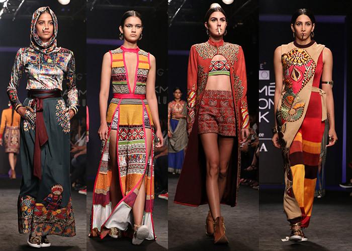 Neha Agarwal, Lakme Fashion Week, Lakme Fashion Week Winter Festive 2017, Fashion, Designers, Runway, LFW,