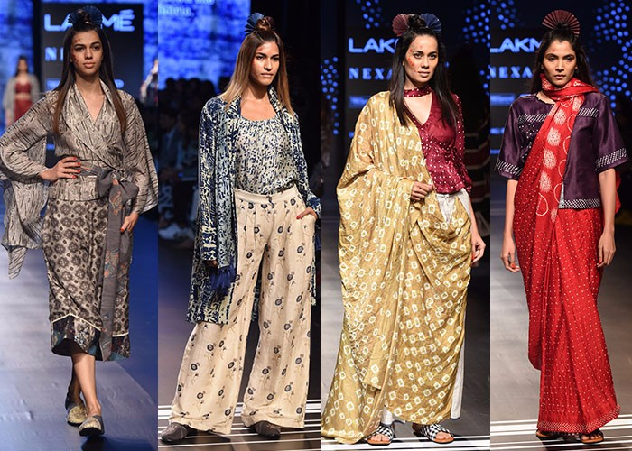 Paramparik Karigar, Lakme Fashion Week, Day 2, Sustainable Fashion, Lakme Fashion Week Winter/Festive 2017, Fashion, Designers,