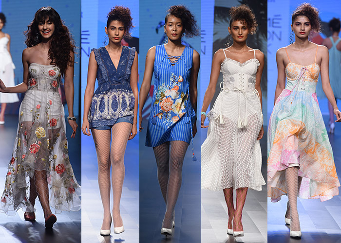 Ritu Kumar, Lakme Fashion Week, Lakme Fashion Week Winter Festive 2017, Fashion, Designers, Day 1,