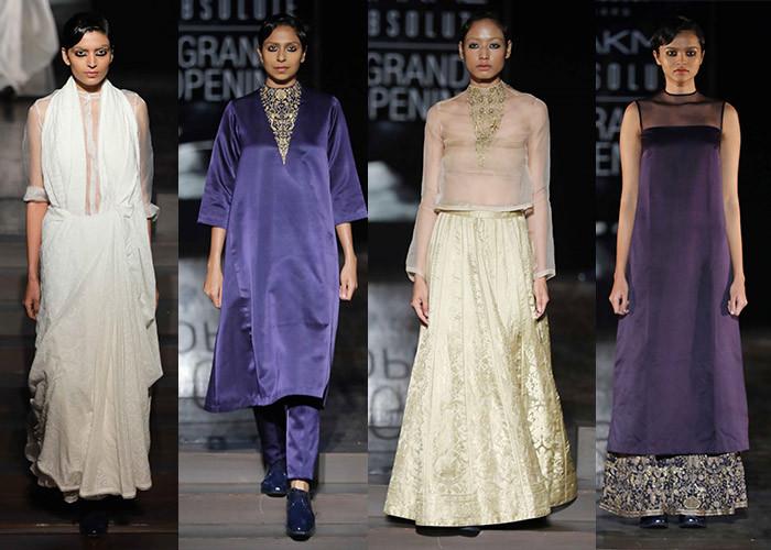Sanjay Garg, Lakme Fashion Week, Lakme Fashion Week Winter Festive 2017, Fashion, Designers, Day 1,