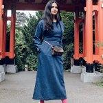 Shalini Acharya, Blogger