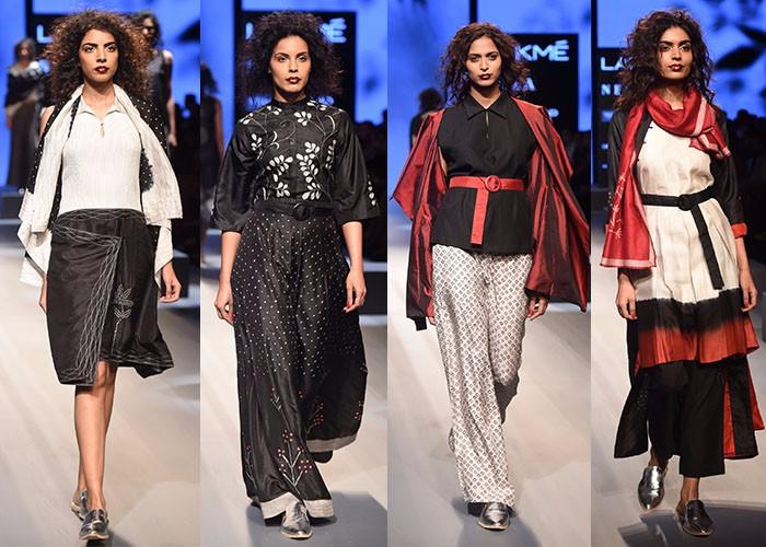 Sunita Shanker, Lakme Fashion Week, Day 2, Sustainable Fashion, Lakme Fashion Week Winter/Festive 2017, Fashion, Designers,