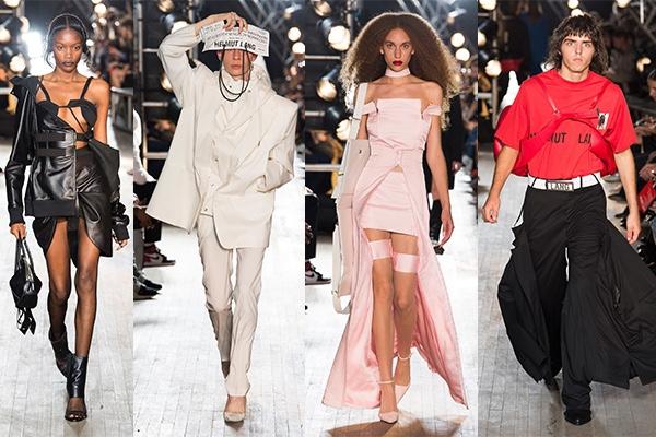 NYFW, New York Fashion Week 2018, Spring, Helmut Lang, Shayne Oliver