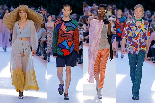 Milan Fashion Week, 2018, Spring, MFW, Fashion, Style, Ready To Wear, Missoni