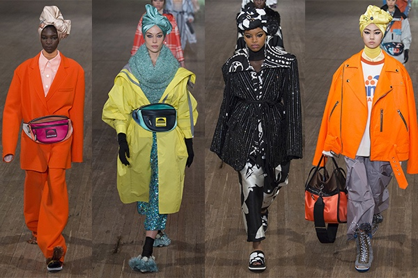 NYFW, New York Fashion Week 2018, Spring, Marc Jacobs