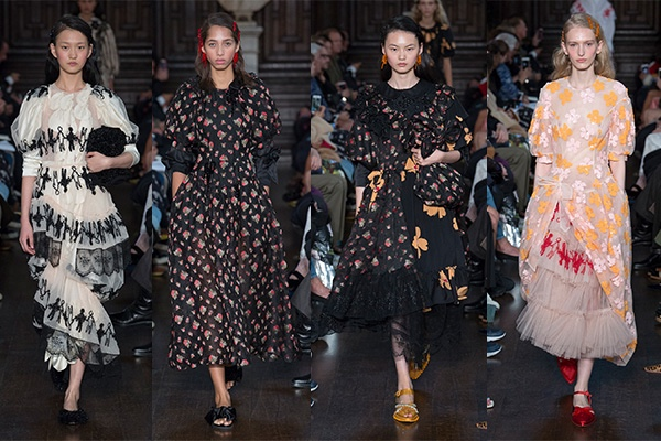 London Fashion Week, 2018, Spring, LFW, Fashion, Style, Ready To Wear, Simone Rocha