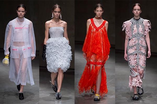 London Fashion Week, 2018, Spring, LFW, Fashion, Style, Christopher Kane, Ready To Wear