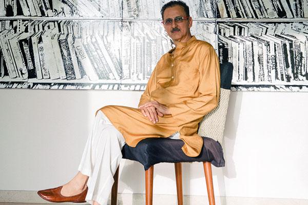 Jaideep Mehrotra, Artist, Reflections In Mercury, Tao Art Gallery, Mumbai
