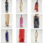 Border & Fall, Featured, Online Exclusive, sari draping, Sari Revival, Sari Warrior, The Sari Series