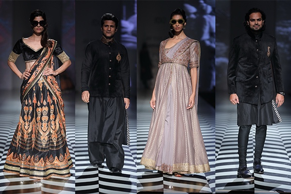 AIFW, AIFWSS18, Amazon India Fashion Week, Amazon India Fashion Week Spring Summer 2018, Fashion, Featured, JJ Valaya, Online Exclusive, Style
