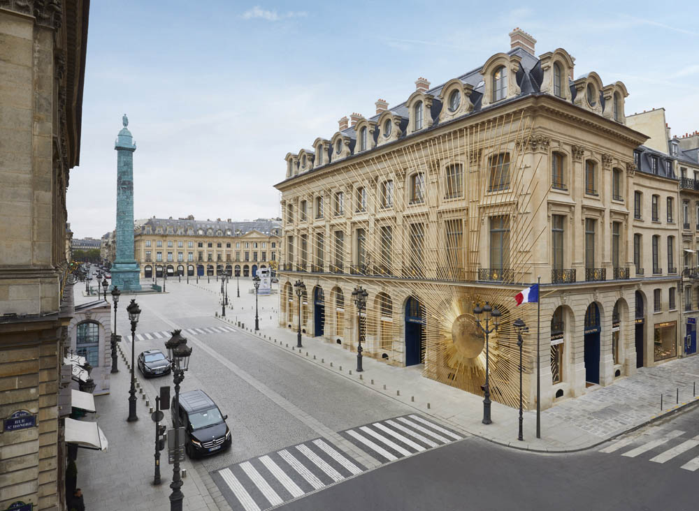 Featured, France, Louis Vuitton, Maison Louis Vuitton Vendôme, Online Exclusive, Paris, Place Vendôme