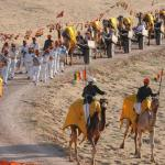 Anand Mahindra, Culture, Featured, Festival, Jay Shah, Jodhpur, Mahindra and Mahindra, Mahindra Open Sky, Online Exclusive, Oranjuice Entertainment, Reggie's Camel Camp Osian, Thar