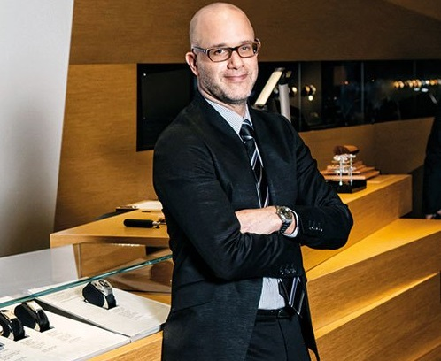 Michael Friedman, Audemars Piguet, Swiss watch manufacturer, Royal Oak