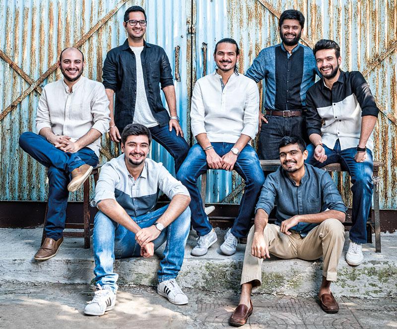 Jahan Pestonjamas, Sanvar Oberoi, Chirag Tekchandaney, Avnish Pandya, Yash Kotak, Sumit Shah and Delzaad Deolaliwala, Bombay Hemp Company Pvt. Ltd., Boheco