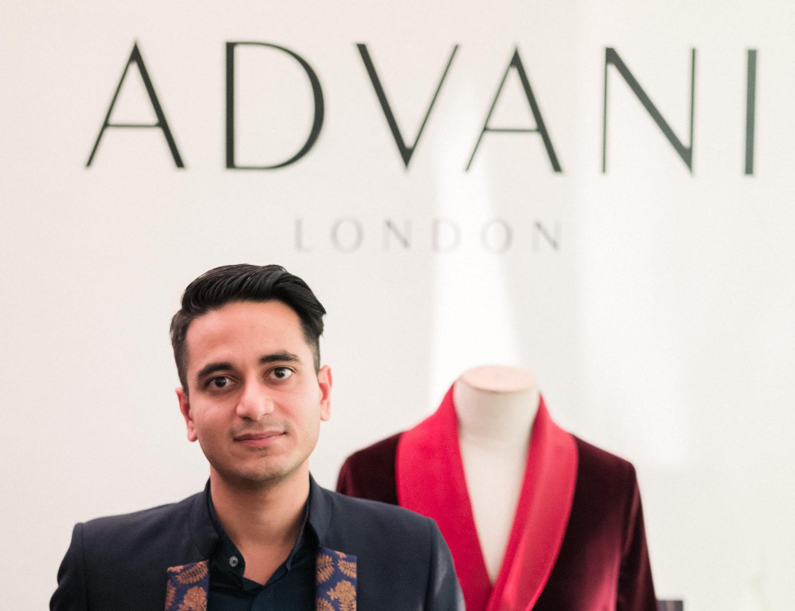 Abhishek Advani, Advani London, Fashion, Featured, Menswear, Online Exclusive, Style, Suits