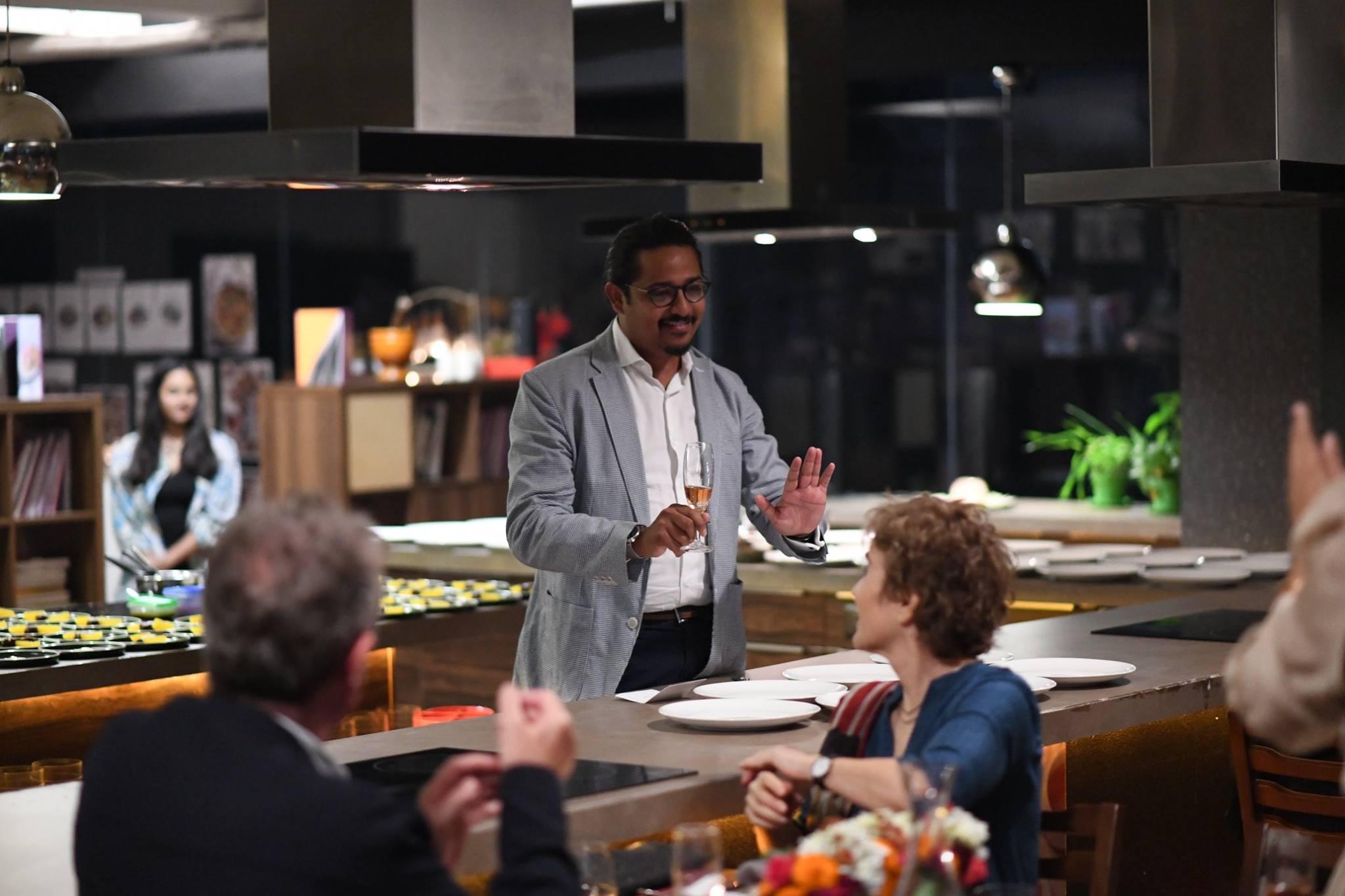 Cuisine, Featured, Food, Kanu Gupta, Lunch, Online Exclusive, Savor Experiences, Secret Supper Project, Wine & Dine