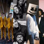 Artistes, Bands, Concert, Featured, Incubus, Major Lazer, Marshmello, Music, Music Festivals, Musicians, Online Exclusive, Parekh & Singh, Sean Paul, VH1 Supersonic, VH1 Supersonic 2018