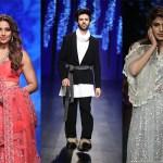 AIFW, AIFWAW18, Amazon India Fashion Week, Amazon India Fashion Week Autumn Winter 2018, Bipasha Basu, Fashion, Featured, Karishma Deepa Sondhi, Kartik Aryan, Kommal and Ratul Sood, Malini Ramani, Menswear, Nikasha, Nitin Bal Chauhan, Not So Serious by Pallavi Mohan, Online Exclusive, Pawan Sachdeva, Rahul Singh, Rhea Chakraborty, Rina Dhaka, Rohit Kamra, Saaj by Ankita, Style, Vineet Bahl, Womenswear