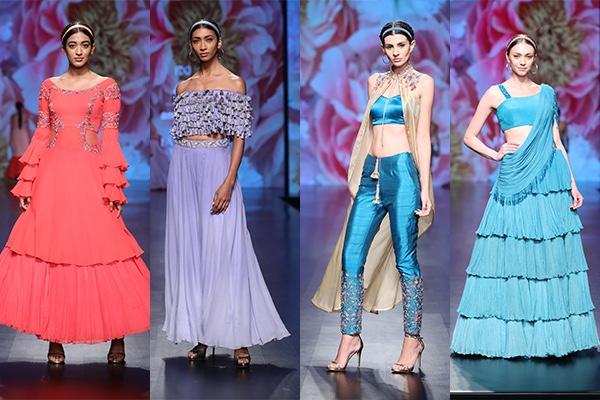 AIFW, AIFWAW18, Amazon India Fashion Week, Amazon India Fashion Week Autumn Winter 2018, Fashion, Featured, Karishma Deepa Sondhi, Kommal and Ratul Sood, Malini Ramani, Menswear, Nikasha, Nitin Bal Chauhan, Not So Serious by Pallavi Mohan, Online Exclusive, Pawan Sachdeva, Rahul Singh, Rina Dhaka, Rohit Kamra, Saaj by Ankita, Style, Vineet Bahl, Womenswear