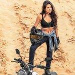 Priyanka Kochhar, Biker
