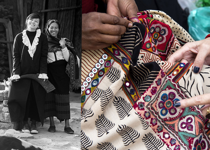 Bailou, Bandhani, Bengal, Crow, Designer, Dhanya Kolathur, Event, Featured, Geetaben Meria, Gujarat, IMC Ladies' Wing, Indigene, Katna's Kantha, Knight Frank, Leshemi Origins, Lisa Hall, Madhya Pradesh, New Delhi, Online Exclusive, Pella, REHWA Society, Shabnam Ramaswamy, Social cause, Sujani, Sunita Shanker, The Stitching Project, Wealth Report 2018, Weavers, weaves, Women Weave