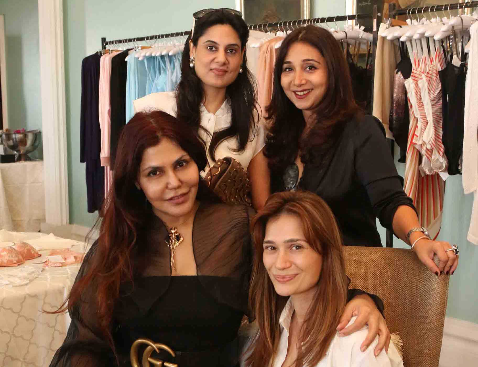 Aparna Badlani, Events, Featured, La Perla, Lingerie, Mumbai, Natacha Chib, Payal Singhal, Pomp, Sapna Shehrawat, Shaheen Abbas, The Taj Mahal Palace