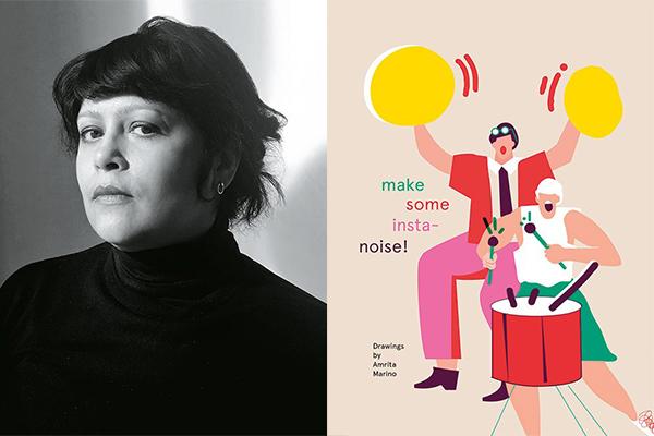 Amrita Marino, Featured, Illustrator, People, The Noise Zine