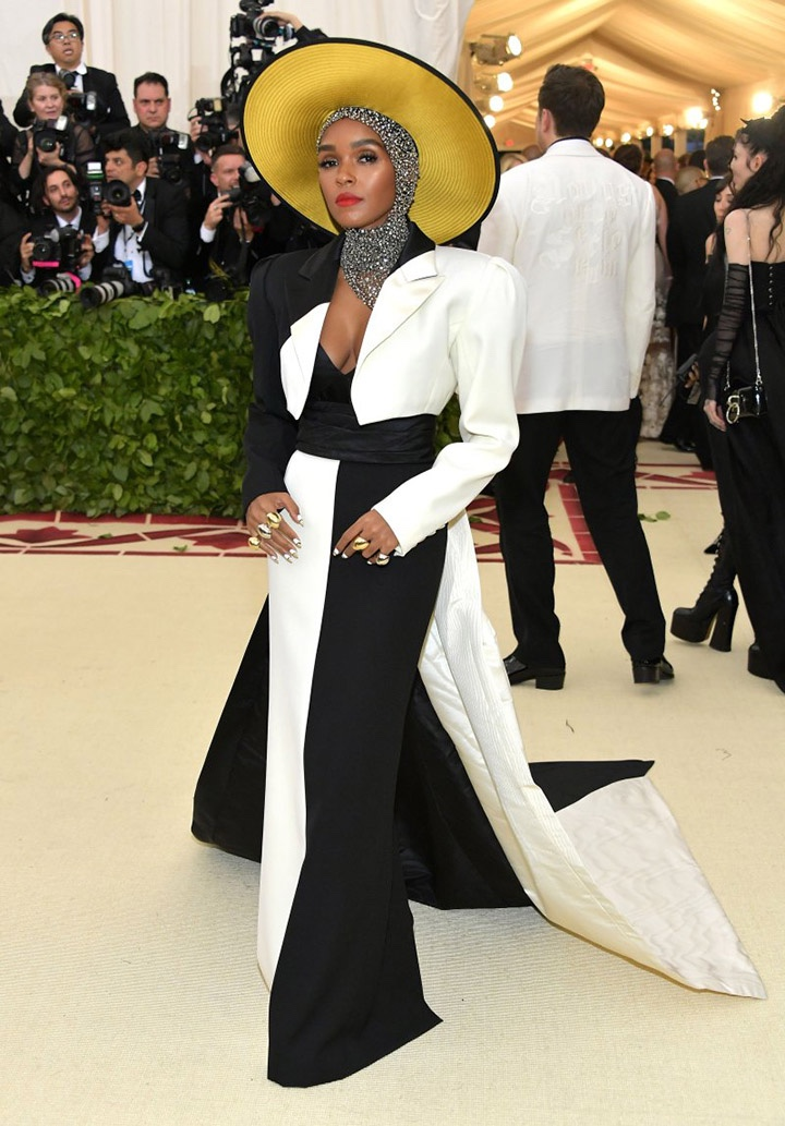 Catholic, Catholicism, Designers, Fashion, Fashion's Biggest Night Out, Heavenly Bodies: Fashion and the Catholic Imagination, Hollywood, Mat Gala, Met Ball, Met Ball 2018, Met Gala 2018, Metropolitan Museum of Art's Costume Institute Gala, Metropolitan Museum of Art's Costume Institute Gala 2018, Papal, Religion, Style, The Vatican, Vestments, Janelle Monae, Marc Jacobs