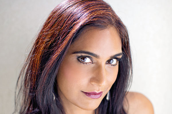 Asha Rangappa, National Security Analyst, FBI special agent, a lecturer at Yale University, former associate dean at Yale Law School