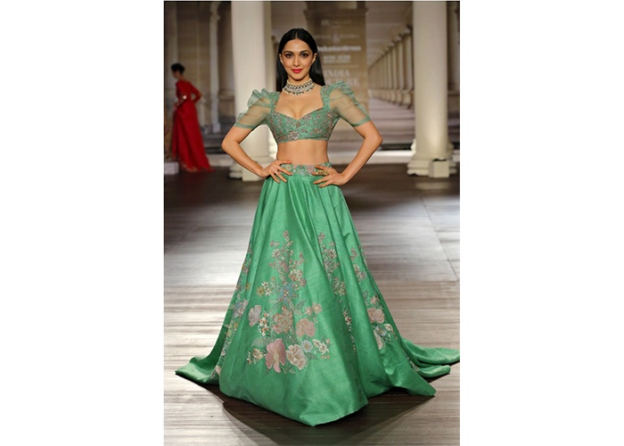 Fashion, Featured, India Couture Week, India Couture Week 2018, Online Exclusive, Style, Shyamal & Bhumika, Kiara Advani