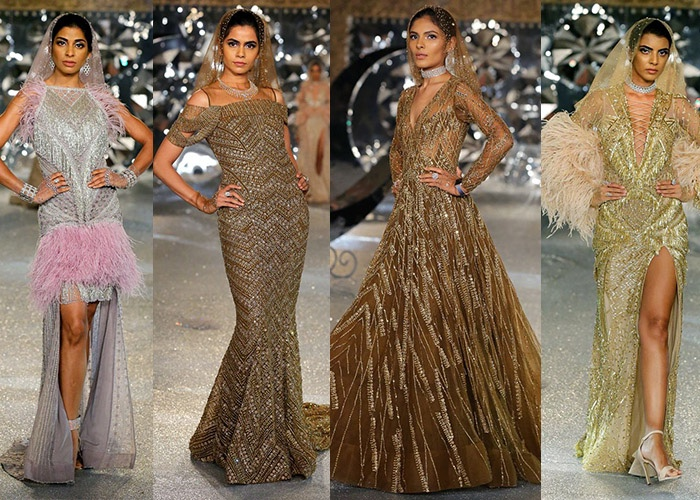 Bridal, Couture, Fashion, Featured, India Couture Week, India Couture Week 2018, Online Exclusive, Falguni And Shane Peacock, Style