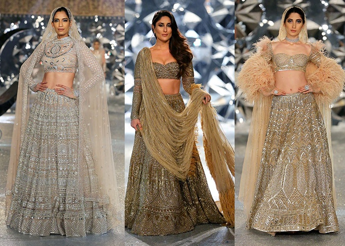 Bridal, Couture, Fashion, Featured, India Couture Week, India Couture Week 2018, Online Exclusive, Falguni And Shane Peacock, Style, Kareena Kapoor Khan