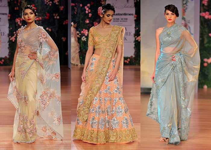 Bridal, Couture, Fashion, Featured, India Couture Week, India Couture Week 2018, Online Exclusive, Pallavi Jaikishan, Style