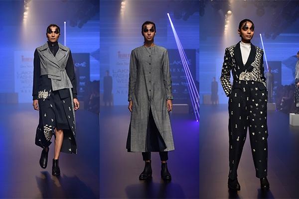 Fashion, Featured, Lakme Fashion Week, Lakmé Fashion Week 2018, Lakme Fashion Week Winter/Festive 2018, Online Exclusive, Style, Winter/Festive, INIFD Gen Next, Anurag Gupta