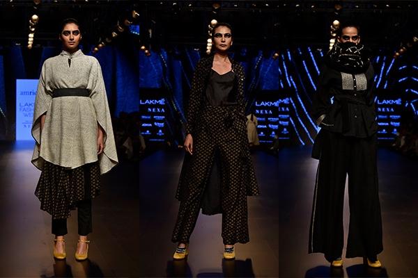 Fashion, Featured, Lakme Fashion Week, Lakmé Fashion Week 2018, Lakme Fashion Week Winter/Festive 2018, Online Exclusive, Style, Winter/Festive, Amrich, Amit Vijaya, Richard Pandav
