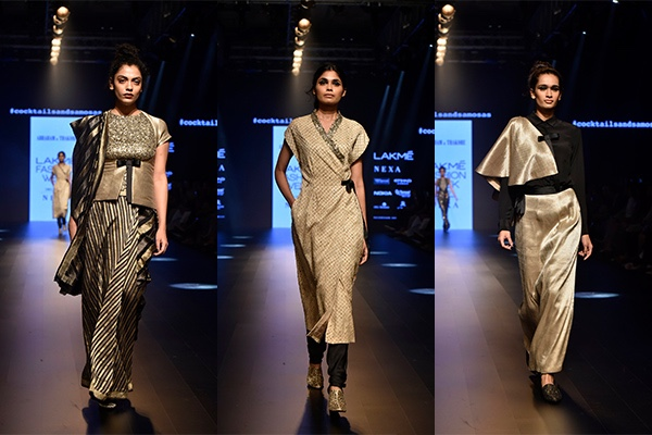 Fashion, Featured, Lakme Fashion Week, Lakmé Fashion Week 2018, Lakme Fashion Week Winter/Festive 2018, Online Exclusive, Style, Winter/Festive, Abraham & Thakore