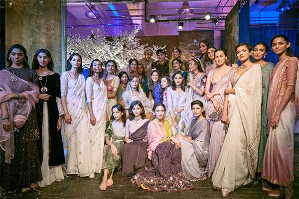 Fashion, Featured, Lakme Fashion Week, Lakmé Fashion Week 2018, Lakme Fashion Week Winter/Festive 2018, Online Exclusive, Style, Winter/Festive, Good Earth, The Miniaturist