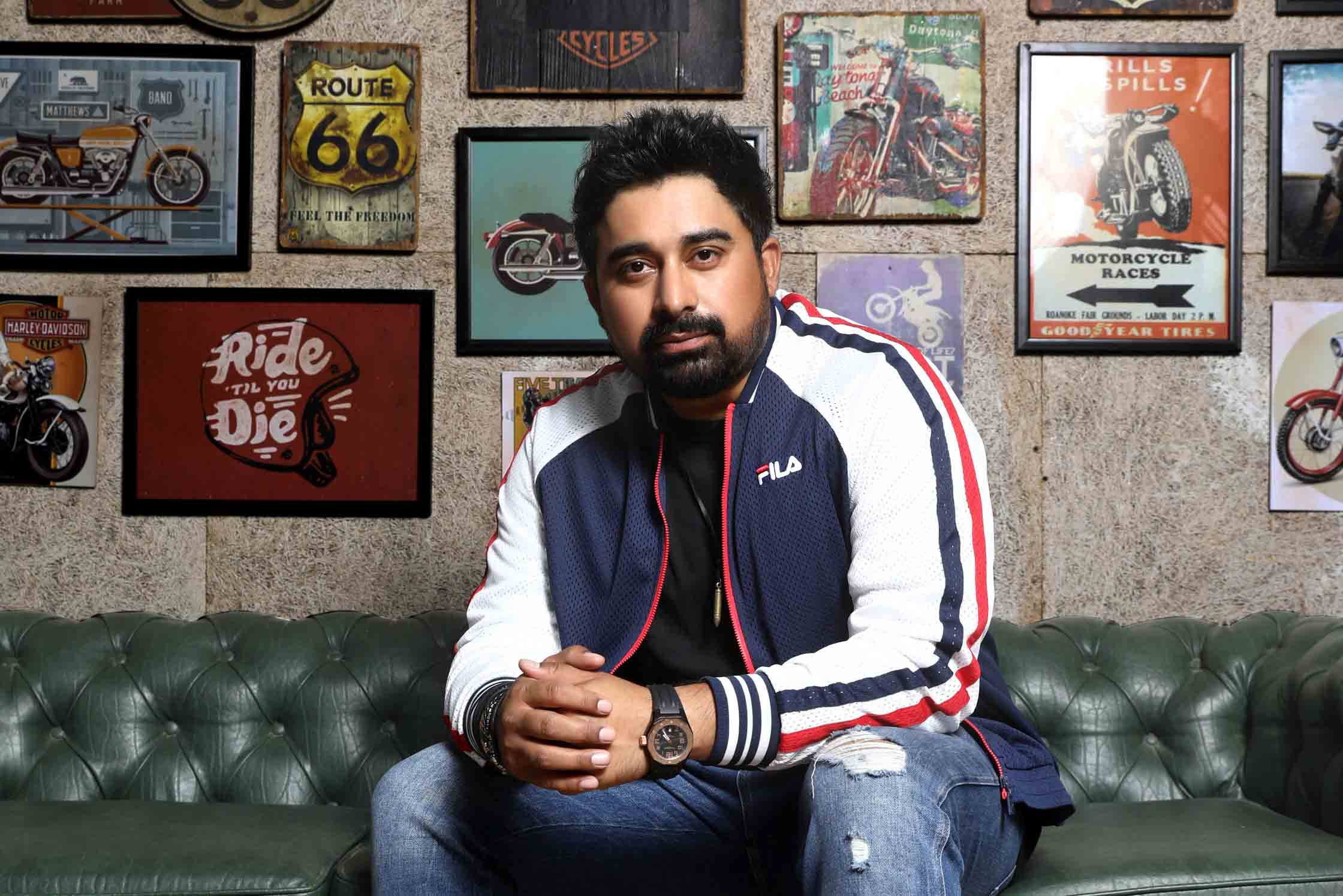 Abdon Lepcha, Collaboration, Fashion, Featured, FILA, Footwear, Motorsports, Online Exclusive, Rannvijay Singh, Shoes, Sportswear