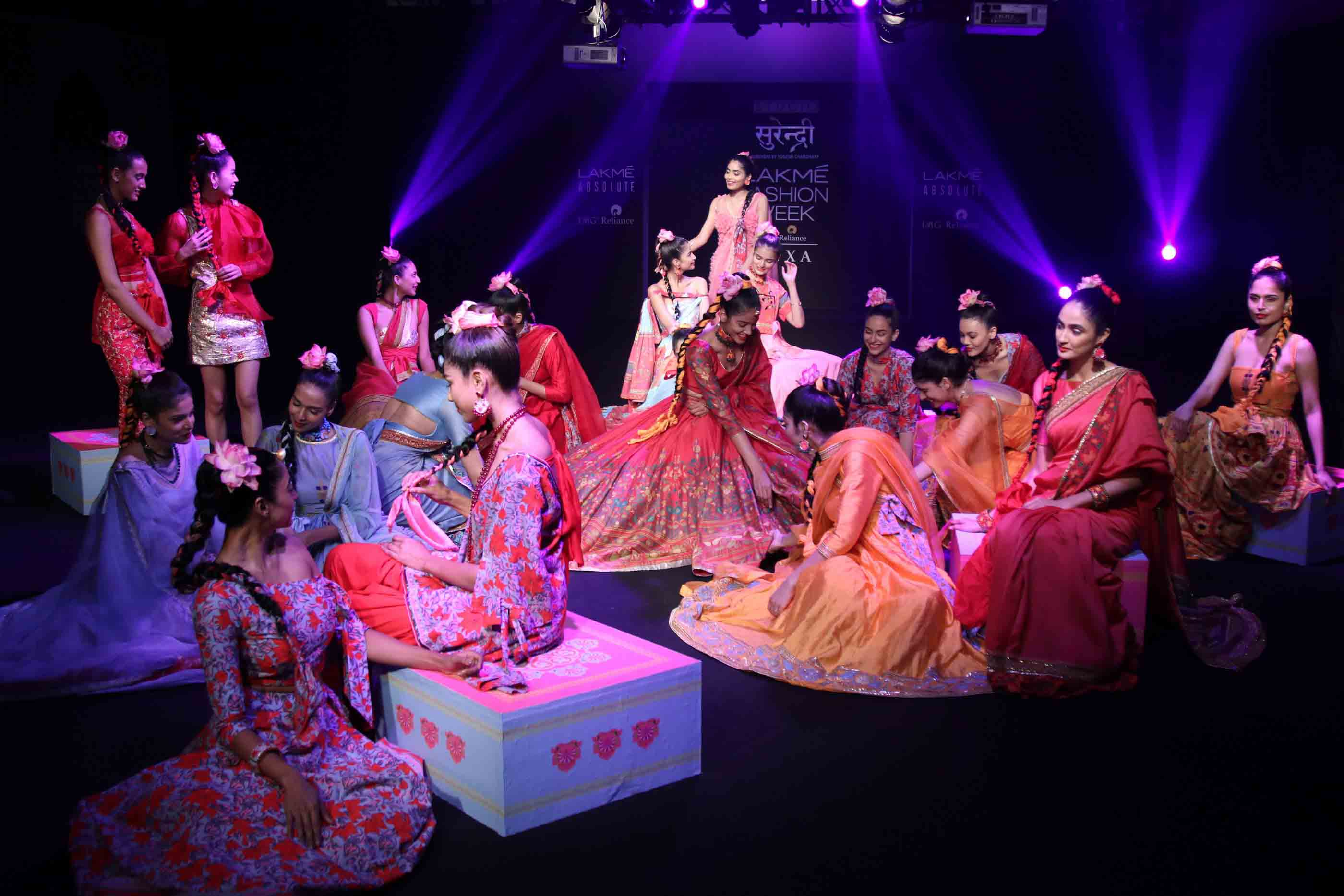Anushree Reddy, Ashish N Soni, Fashion, Featured, Lakme Fashion Week, Lakmé Fashion Week 2018, Lakme Fashion Week Winter/Festive 2018, Online Exclusive, Pankaj and Nidhi, Payal Singhal, Sonam and Paras Modi, Style, Surendri, SVA, Urvashi Kaur, Winter/Festive, Yogesh Chaudhary