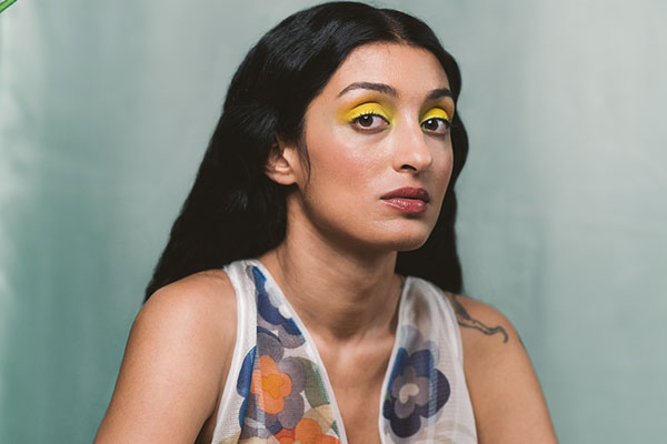 Rithika Merchant, Artist