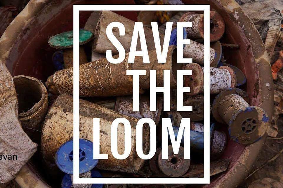 Chandamangalam, Ernakulam, Featured, Handloom, Kasavu, Kerala, Kerala Floods, Mundu, Online Exclusive, Ramesh Menon, Sari, Save The Loom, Weavers, weaves