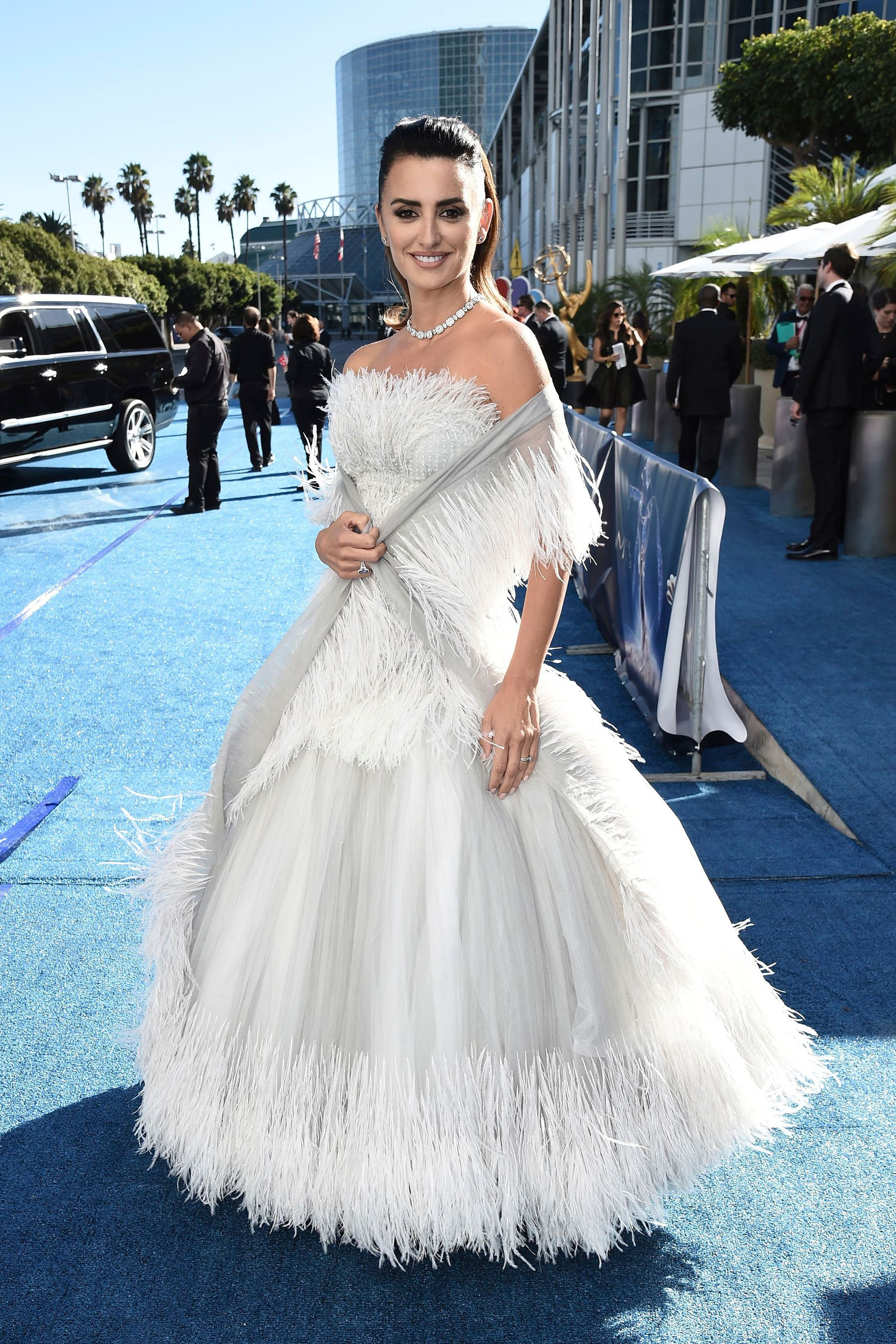 Penelope Cruz in Chanel Haute Couture, 70th Annual Primetime Emmy Awards, Betty White, Emmys 2018, Fashion, Featured, Glenn Weiss, Hannah Gadsby, highlights, Jav Svendsen, Online Exclusive, Style, The Marvellous Mrs. Maisel, top moments, We solved it, Diversity