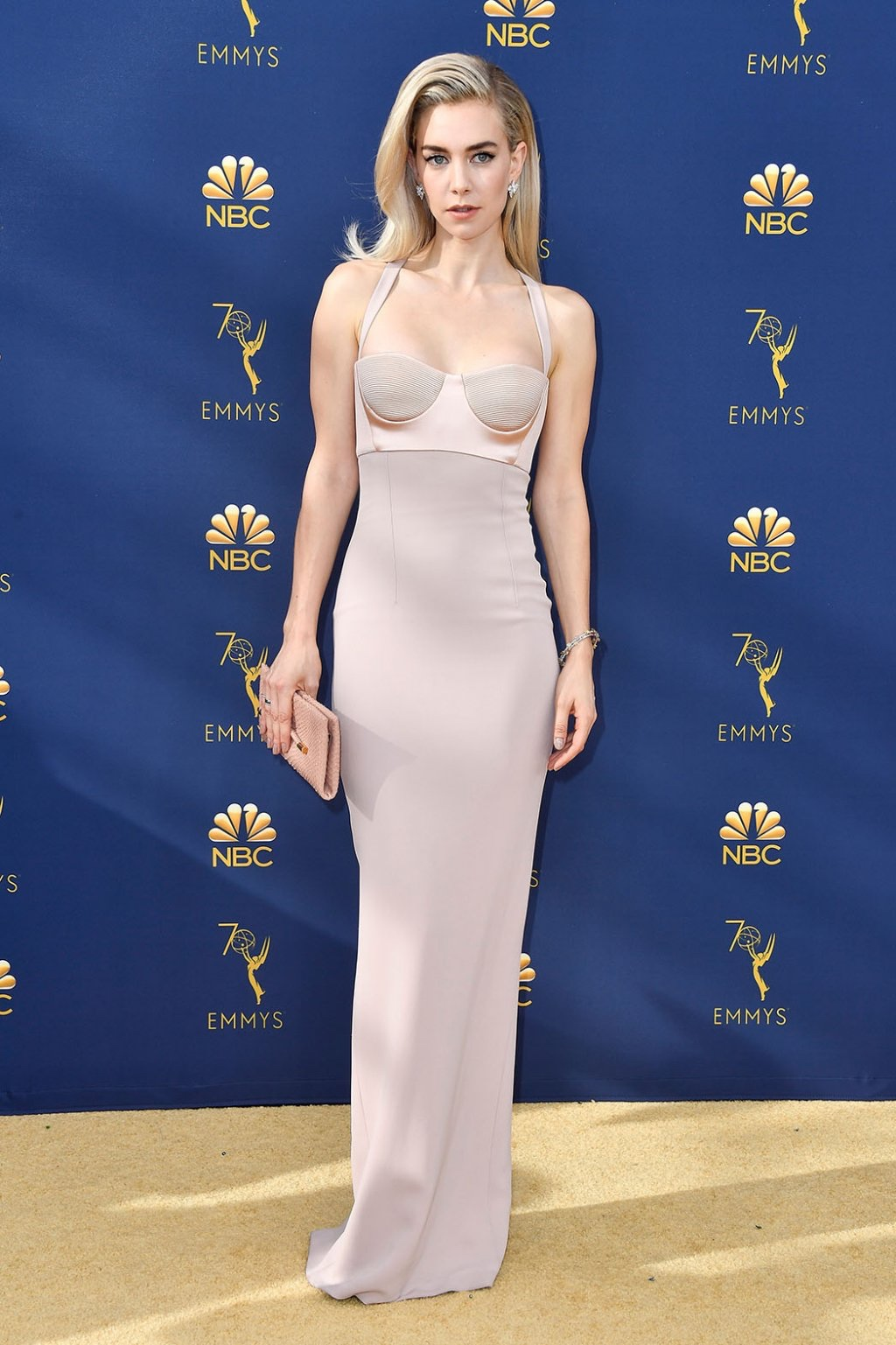 Vanessa Kirby in Tom Ford, 70th Annual Primetime Emmy Awards, Betty White, Emmys 2018, Fashion, Featured, Glenn Weiss, Hannah Gadsby, highlights, Jav Svendsen, Online Exclusive, Style, The Marvellous Mrs. Maisel, top moments, We solved it, Diversity