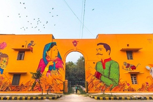Saner (MX), Block 9, Lodhi Colony